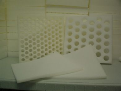 Egg Shipping Foam