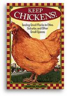 Keep Chickens...